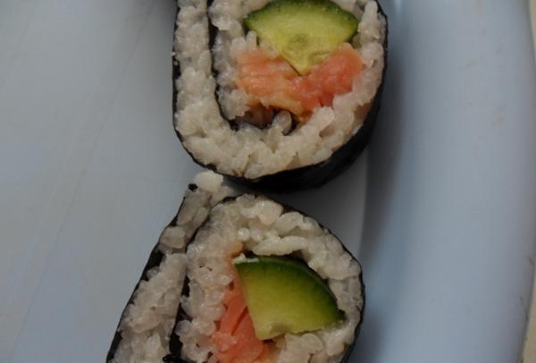 Sushi la domiciliu