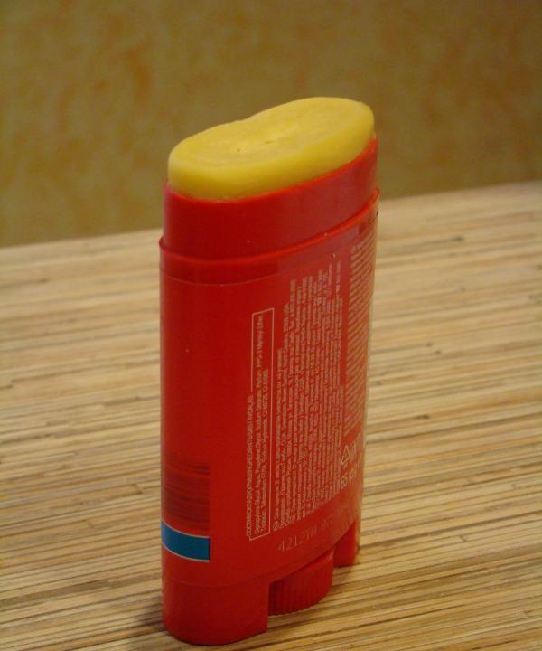 Body deodorant