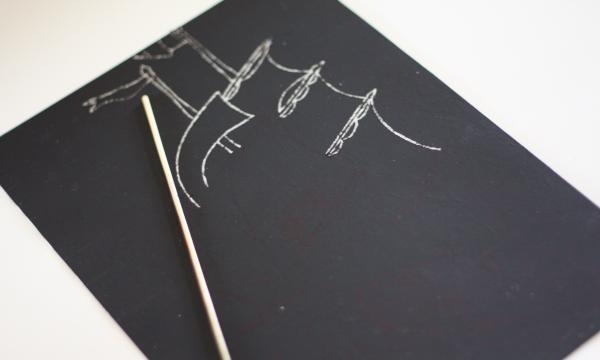 Técnica de desenho