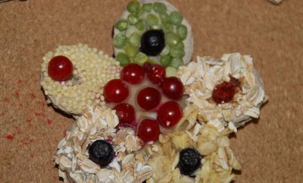 Alimentador de pássaros ecológico