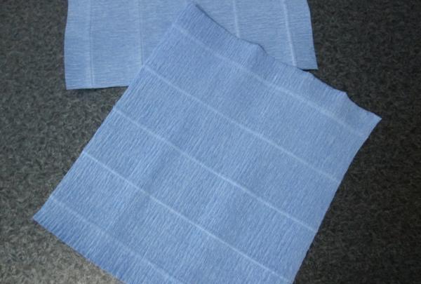 hârtie ondulată