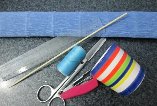 materiale și accesorii necesare