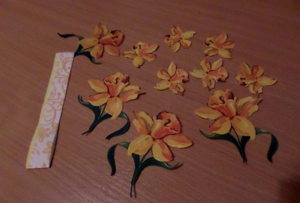 floare tăiată