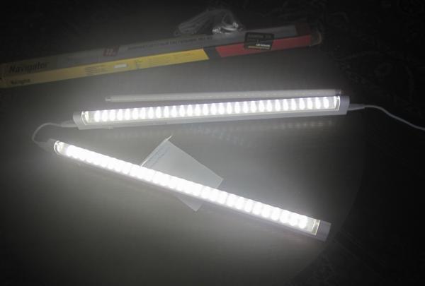 Λυχνία LED στη δουλειά