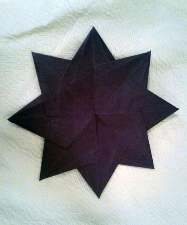 aštuonių smailių žvaigždė