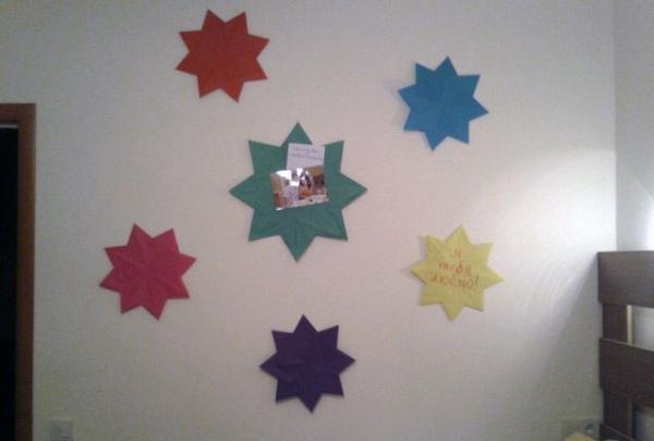 Sienų dekoravimas lengvu ir prieinamu būdu