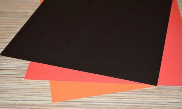 craft from colored paper
