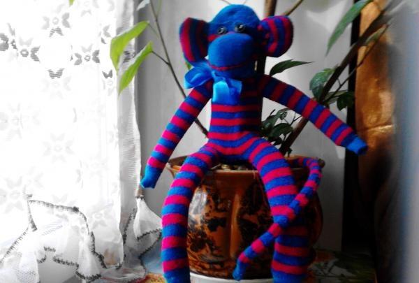 maimuță ciorap
