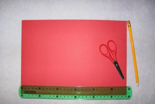 Scrapbook-postkort