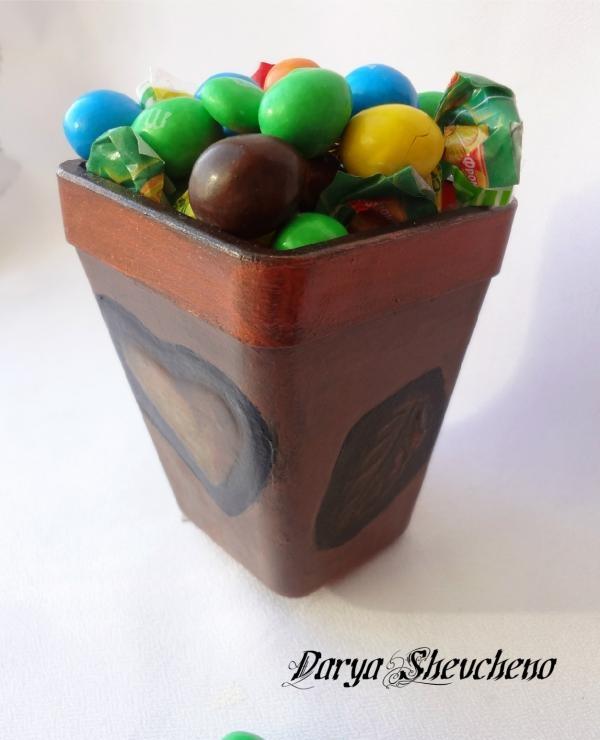 Vaza saldumynams