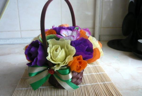Saldainių krepšelis