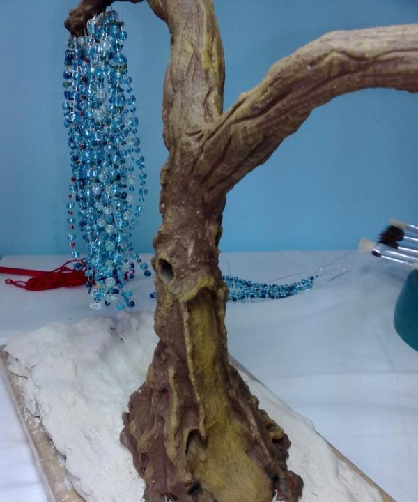 Malowanie drzew