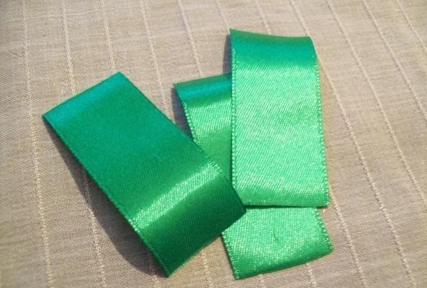 yeşil kurdele al