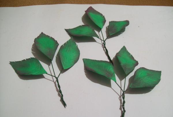 tid til grønne blade