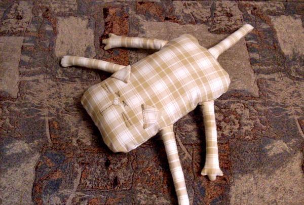 pernă de pisică