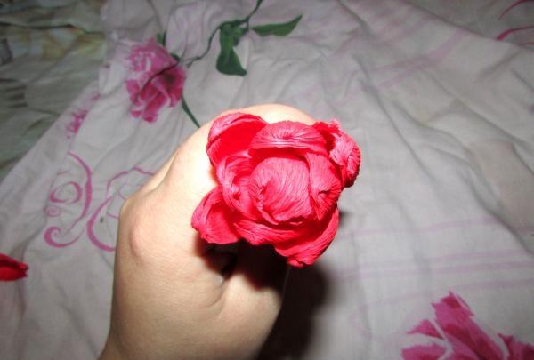 At komme til blomsterenheden