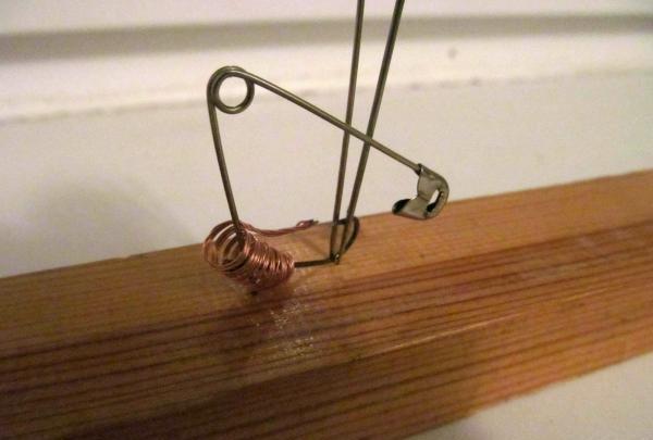 Mormyshka de sârmă