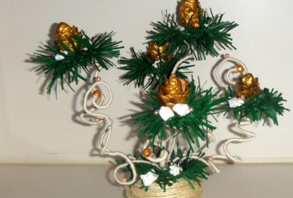 Topiary med kegler