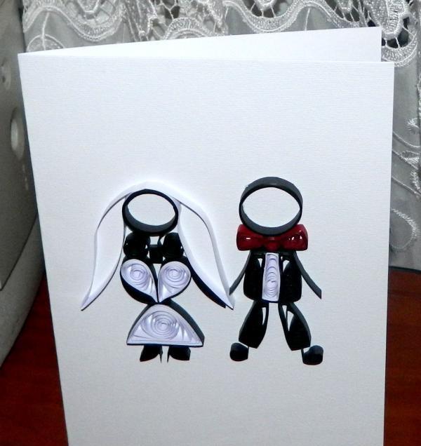 karta ślubna