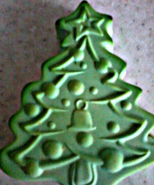 Julelegetøj fra gips