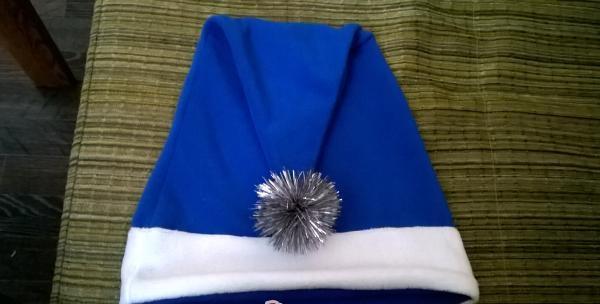 Șapcă de Anul Nou din lână