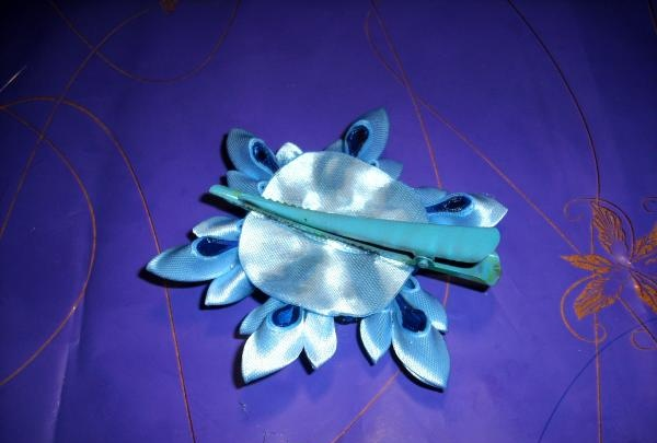 Snowflake Clamp