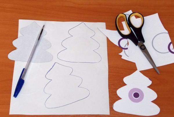 Volumetrisk juletræ