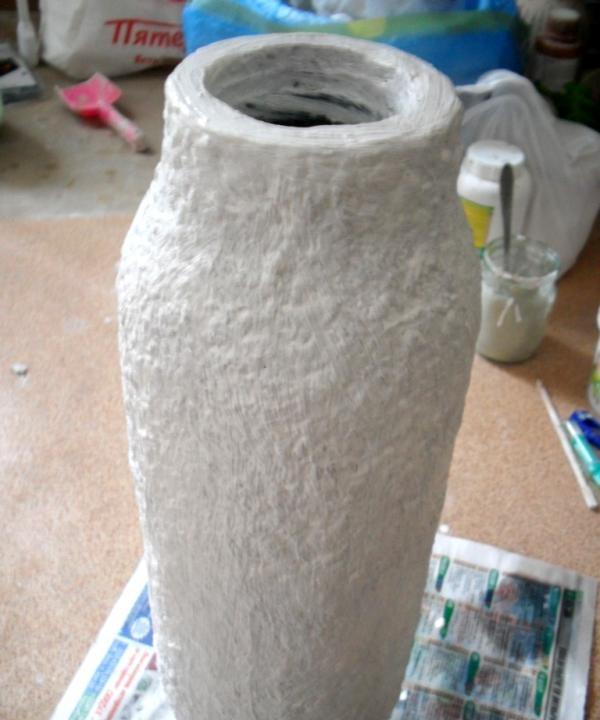 DIY-vase