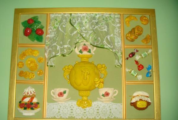 Panel w kuchni