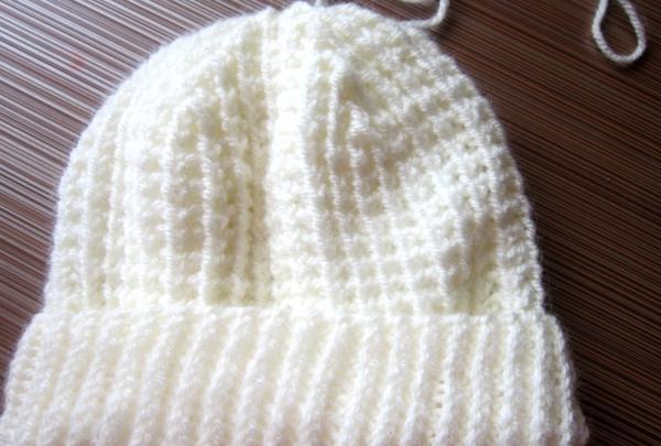 Kurtka i czapka dla dziecka