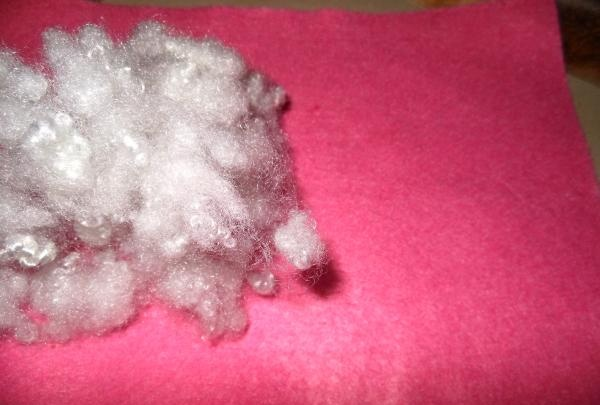 Sådan syr du en pølse fra filt