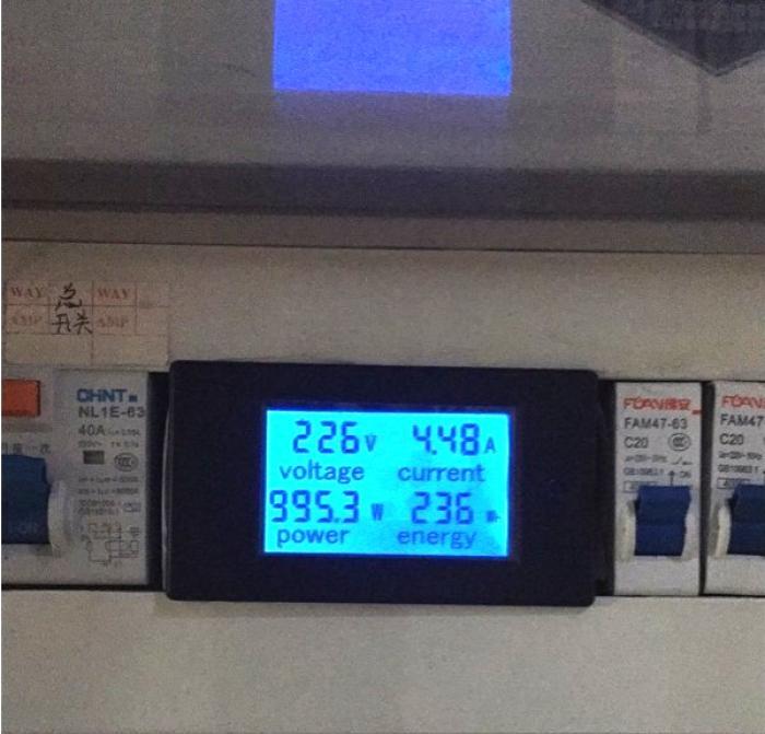 medidor de energia
