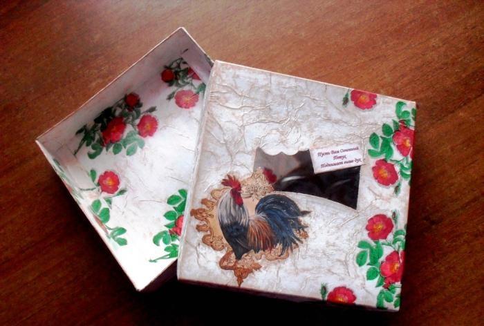 Pakowanie prezentów na Boże Narodzenie