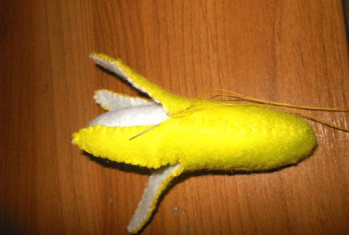 Czuł banana