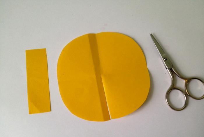Como fazer um galo de papel colorido