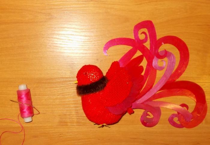 Paradisets fugl