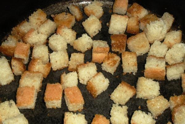 kızartma ekmeği
