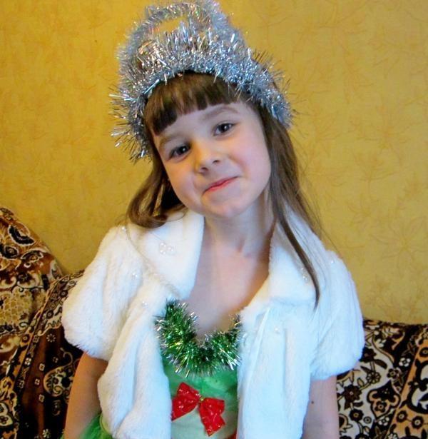 Costum de brad de Crăciun