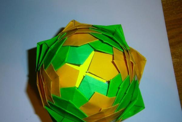 formar pétalas quadradas