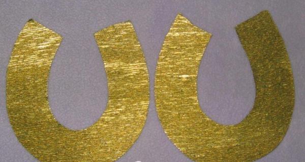 lipici panglica de aur