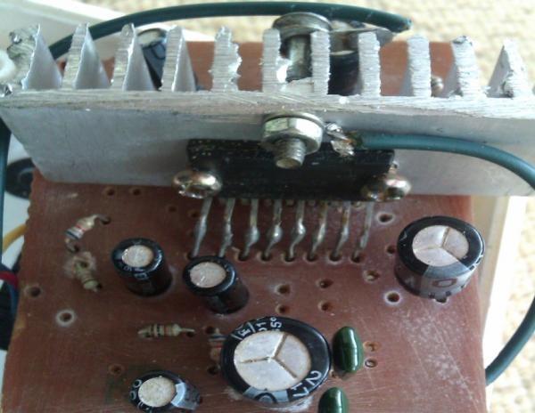circuit asamblat
