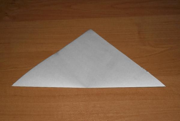 Îndoiți-vă pe diagonală