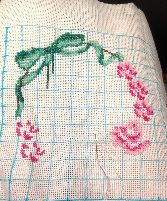 cross stitch design