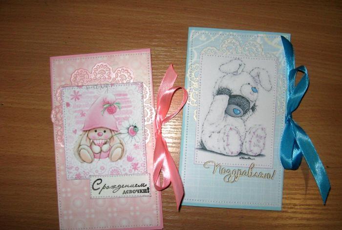 Envelopes Artesanais para Bebês