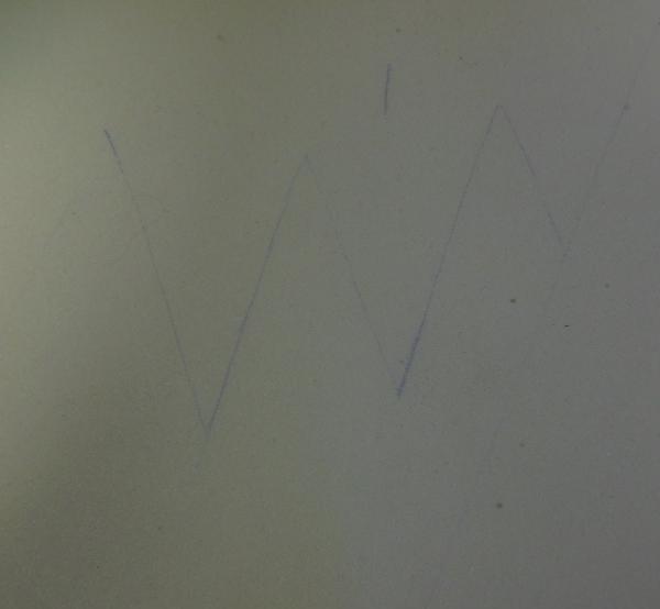 papierowy trójkąt