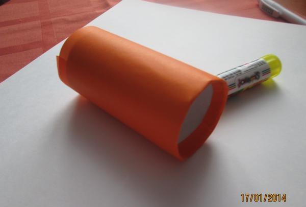 cilindro de foguete