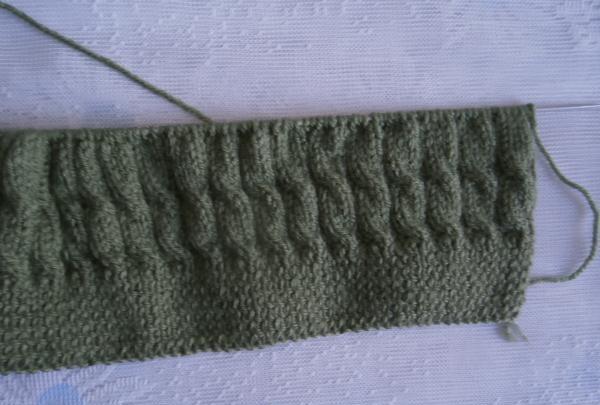 dalej robić na drutach