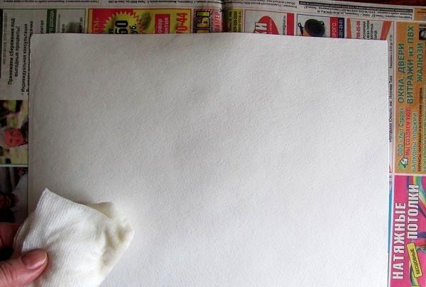 umezesc hârtia
