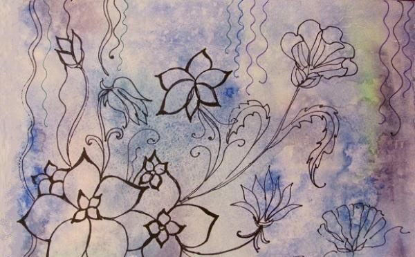 aranjamente cu flori reci