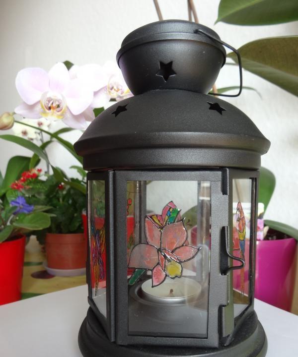 asamblați o lanternă